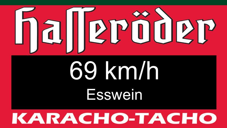 69 km/h Esswein