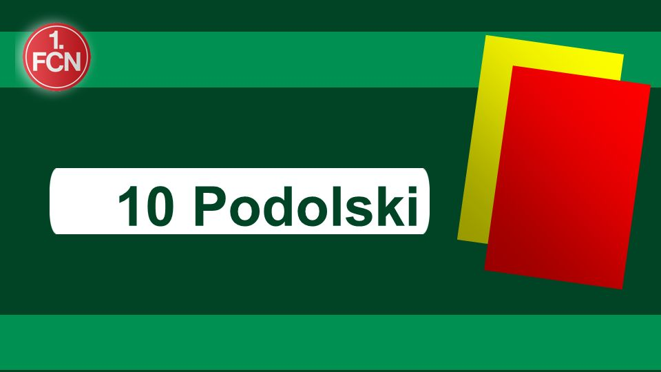 10 Podolski