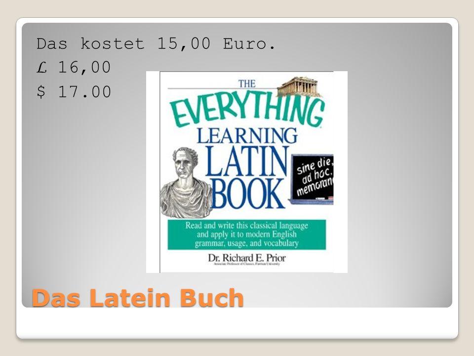 Der Schwarze Kuli Der kostet 1,00 Euro. L 1,25 $ 1.50