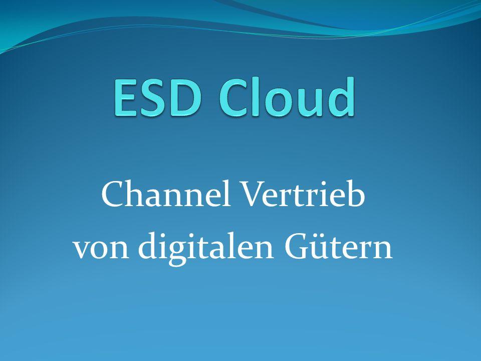 Channel Vertrieb von digitalen Gütern