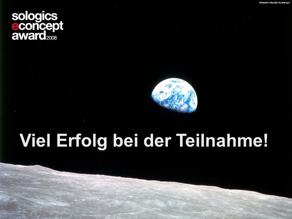Seite 50 204235204235 © 2008 Telekurs Card Solutions GmbH Viel Erfolg bei der Teilnahme! Bildquelle: http://grin.hq.nasa.gov/