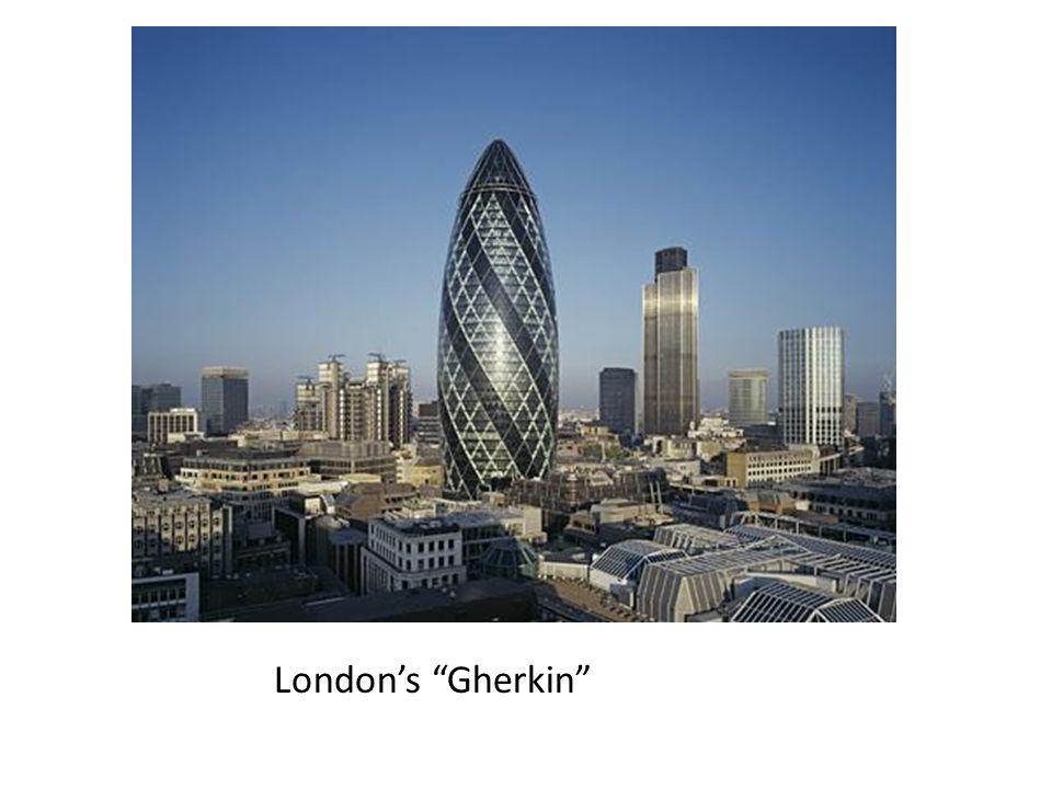 Londons Gherkin