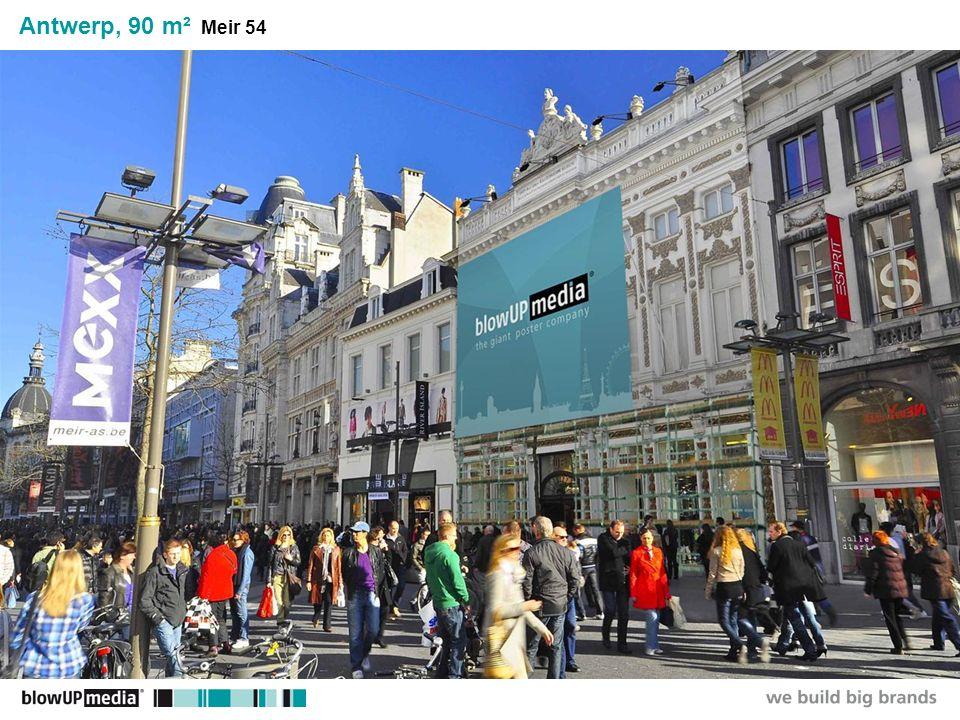 ________________ _____ ______ __________ _____ ____ Textmasterformate durch Klicken bearbeiten Zweite Ebene Dritte Ebene Vierte Ebene Fünfte Ebene Antwerp, 90 m² Meir 54