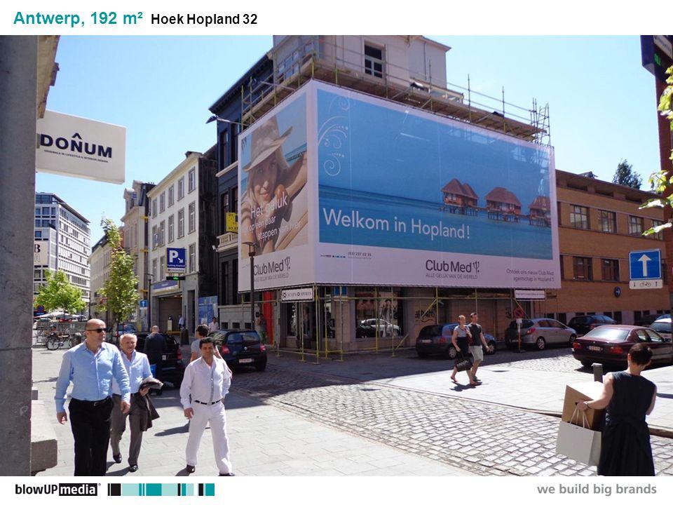 ________________ _____ ______ __________ _____ ____ Textmasterformate durch Klicken bearbeiten Zweite Ebene Dritte Ebene Vierte Ebene Fünfte Ebene Antwerp, 192 m² Hoek Hopland 32