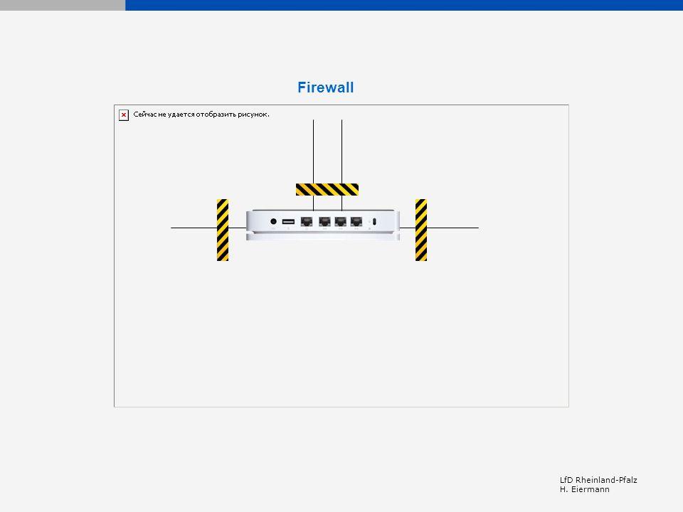 LfD Rheinland-Pfalz H. Eiermann Firewall