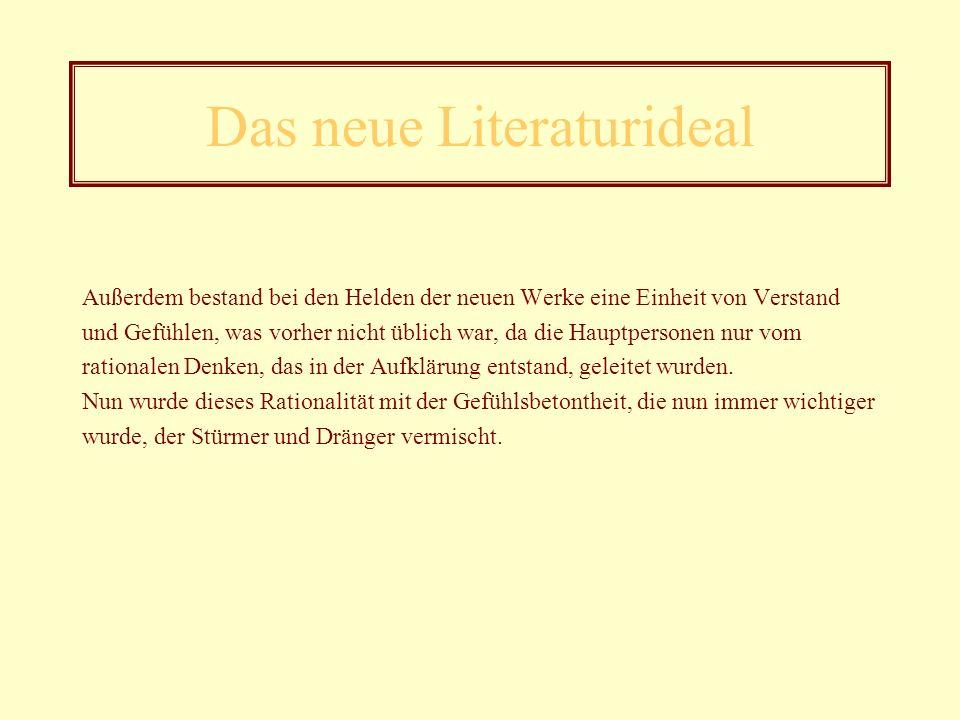 Friedrich Maximilian Klinger * 17.Februar 1752 in Frankfurt a M.
