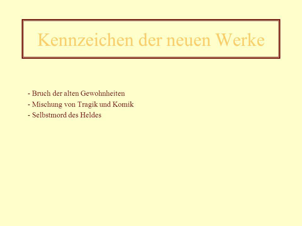Friedrich Maximilian Klinger Werke - Sturm und Drang (1776) - Das leidende Weib (1775) - Die Zwillinge (1776) - Geschichte eines Teutschen der neusten Zeit (1798) zurück