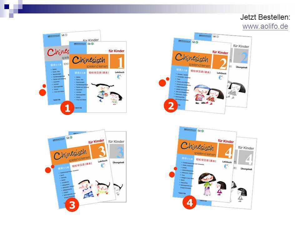 1 2 3 4 Jetzt Bestellen: www.aolifo.de