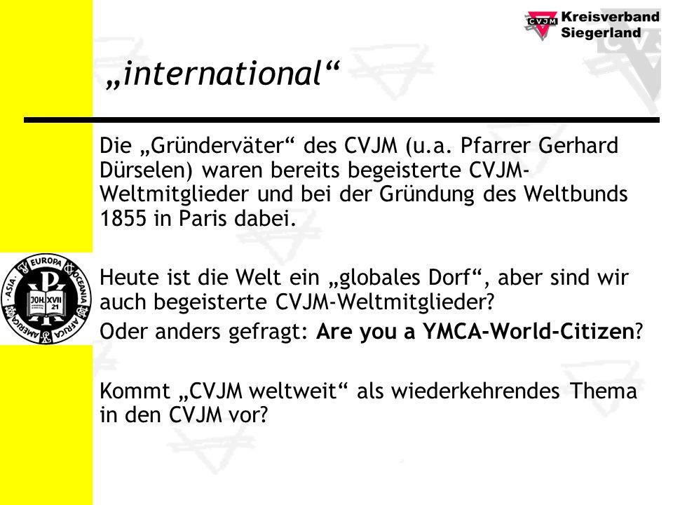 international Die Gründerväter des CVJM (u.a.