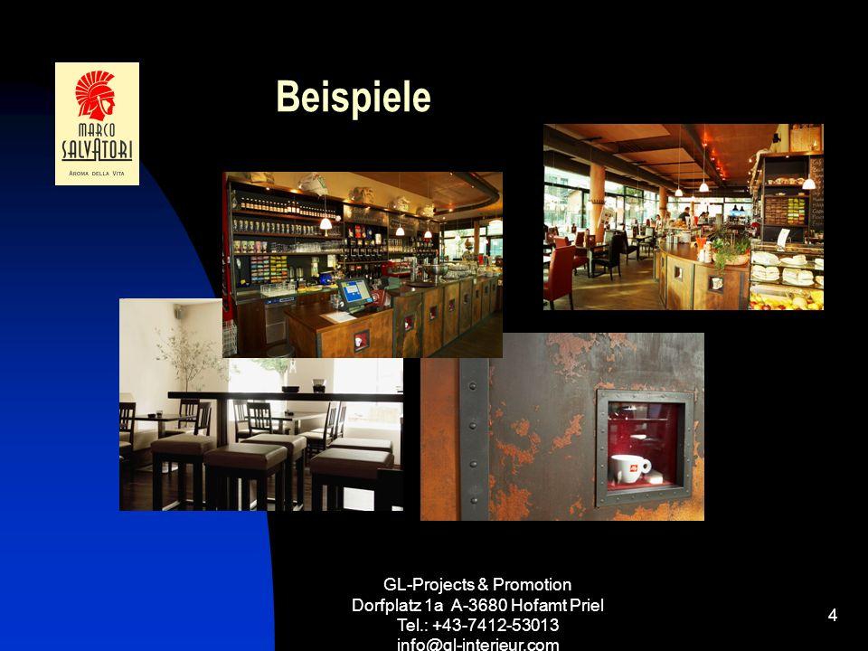 GL-Projects & Promotion Dorfplatz 1a A-3680 Hofamt Priel Tel.: +43-7412-53013 info@gl-interieur.com 5 Der Kaffee Die Ernte Um beste Qualität zu garantieren, werden die Kaffeekirschen für Salvatori Caffe in Südamerika auch heute noch händisch geerntet.