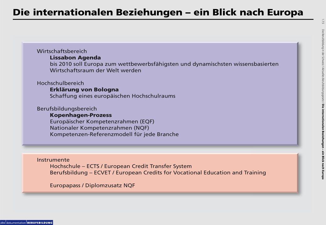 Revision VO berufl.GB Masterplan berufliche GB Eidg.