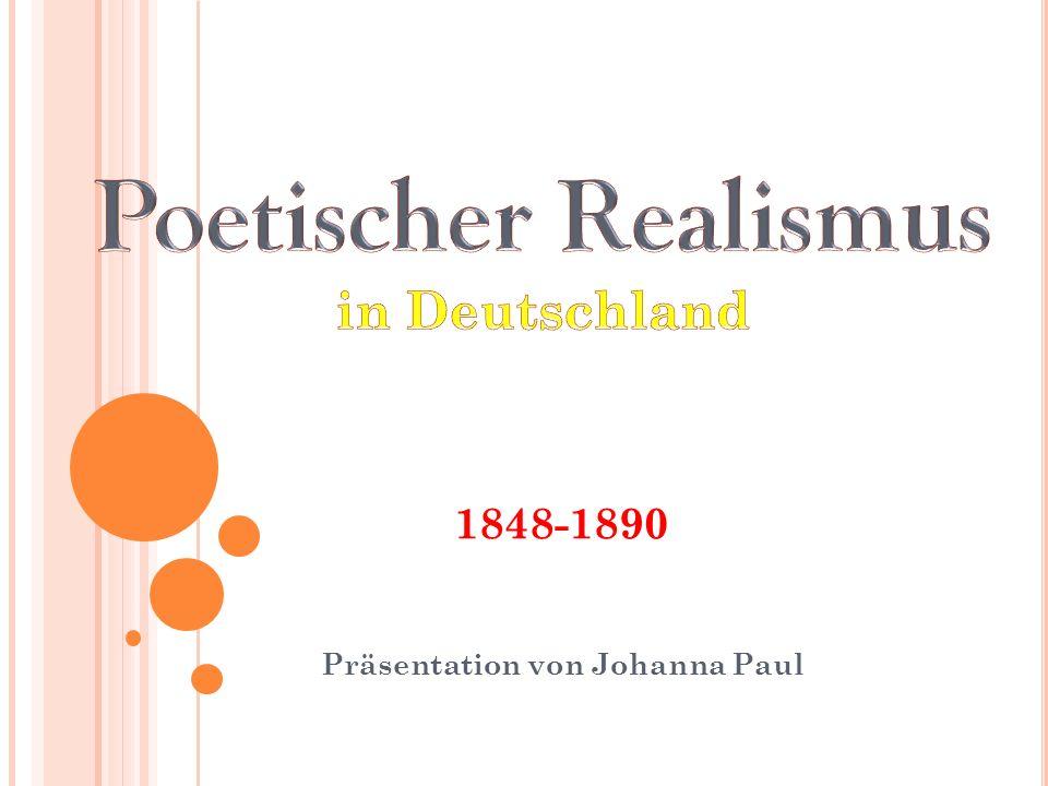 1848-1890 Präsentation von Johanna Paul