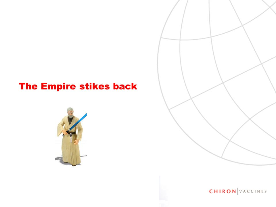 68 The Empire stikes back