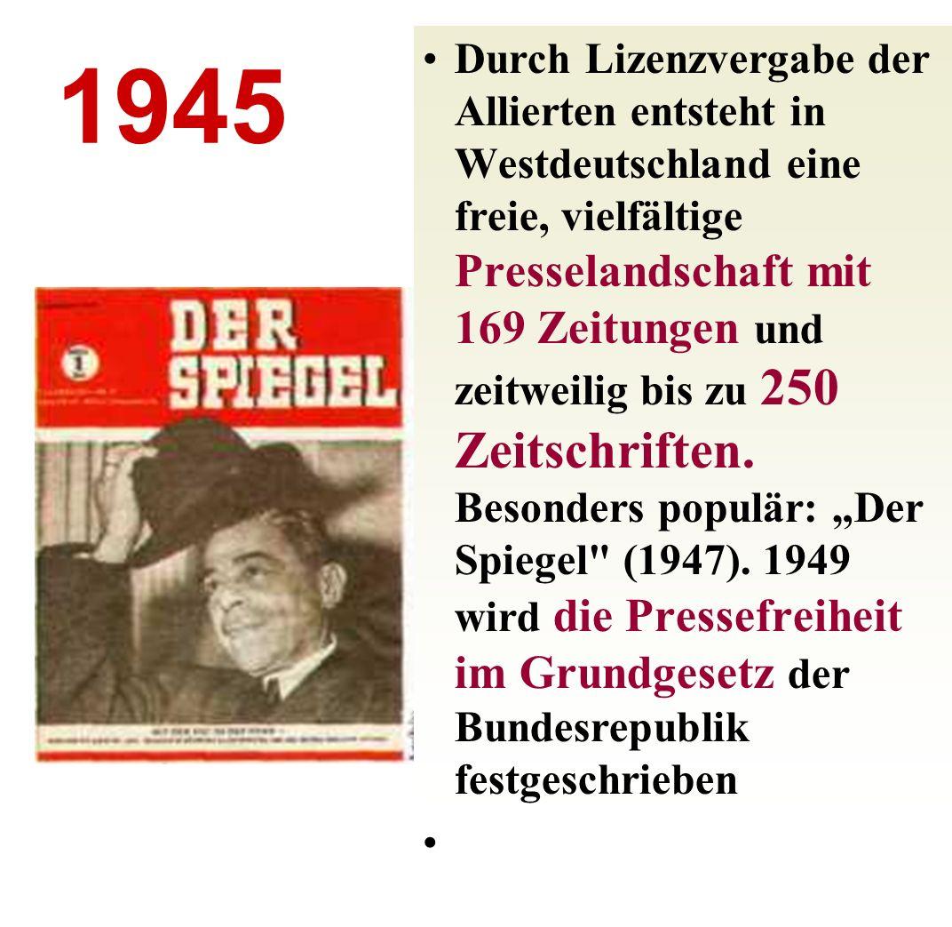 1950 Weltliteratur auf Zeitungspapier: Mit Hans Falladas Kleiner Mann, was nun? startet der Rowohlt Verlag die erste Taschenbuch-Reihe.