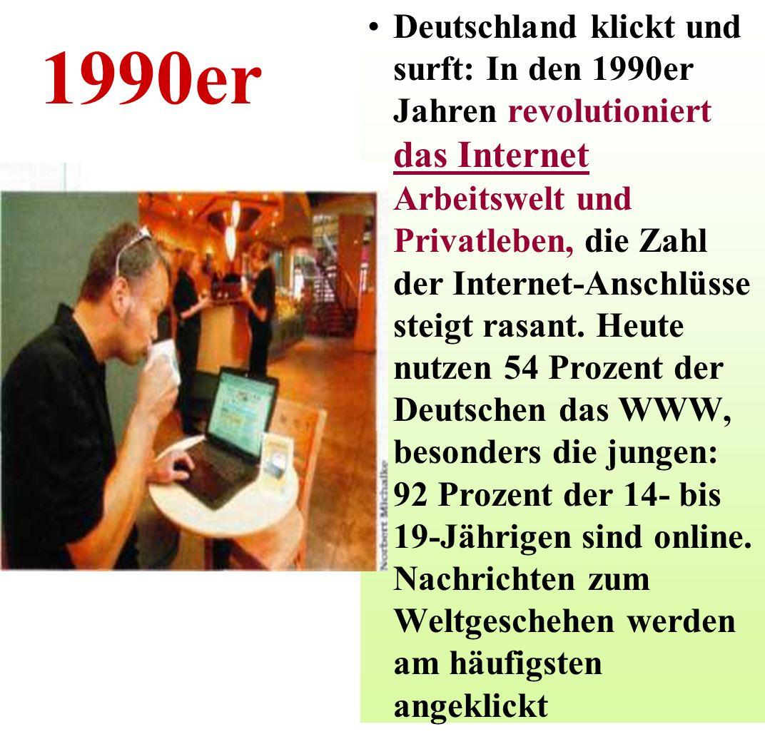 2002 Deutschland 59 Kein Flimmern, kein Rauschen: Das Überall- Fernsehen startet 2002 in Berlin und ermöglicht kostenfreies digitales Fernsehen über Antenne - ob im Auto oder Garten.