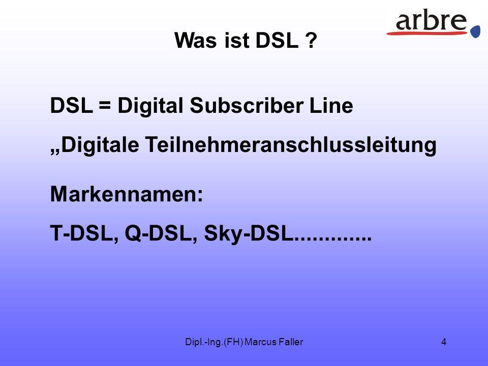 Dipl.-Ing.(FH) Marcus Faller3 arbre - Dienstleistung