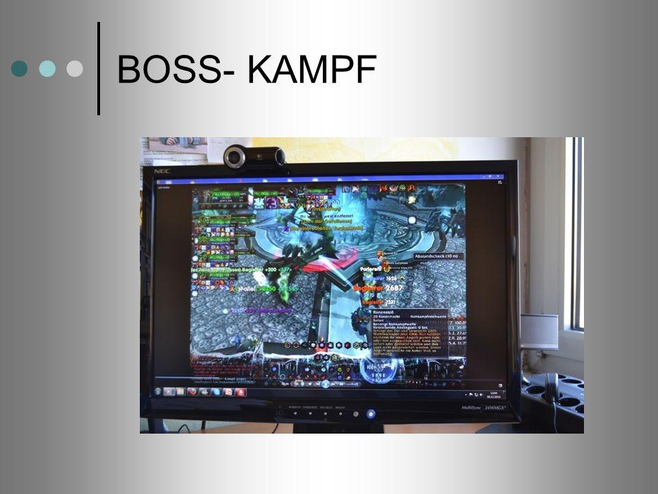 BOSS- KAMPF