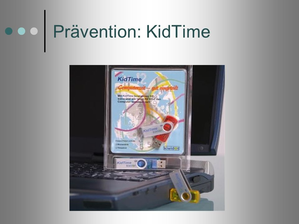 Prävention: KidTime