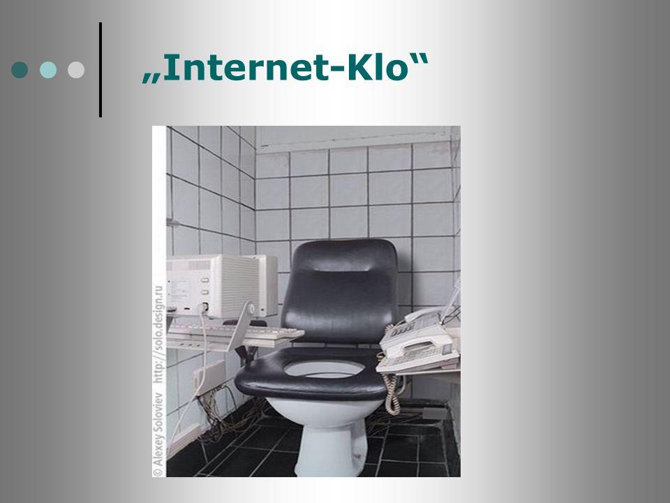 Internet-Klo