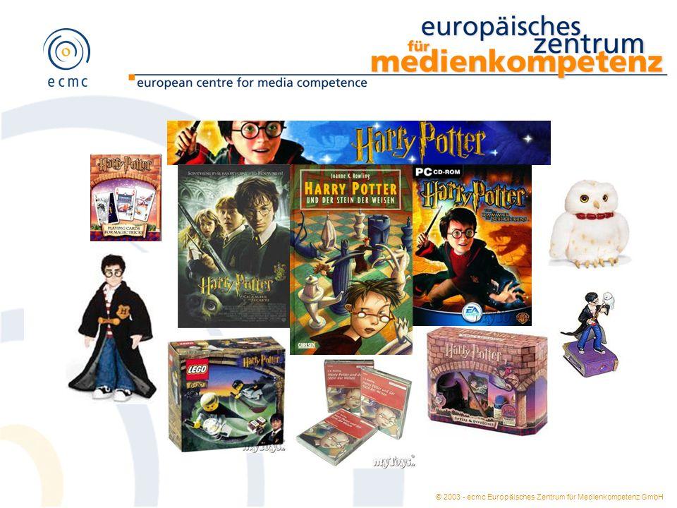 © 2003 - ecmc Europäisches Zentrum für Medienkompetenz GmbH 2.