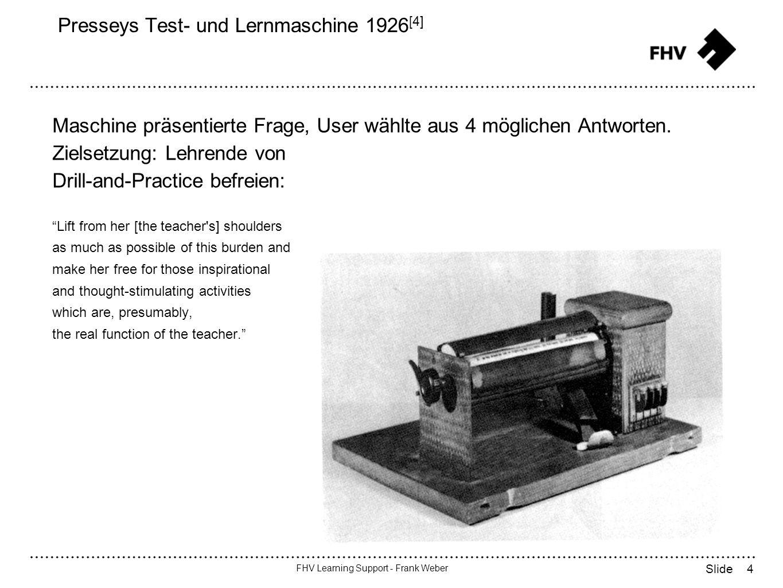 15 FHV Learning Support - Frank Weber Slide LMS: Der Markt [10] [11]