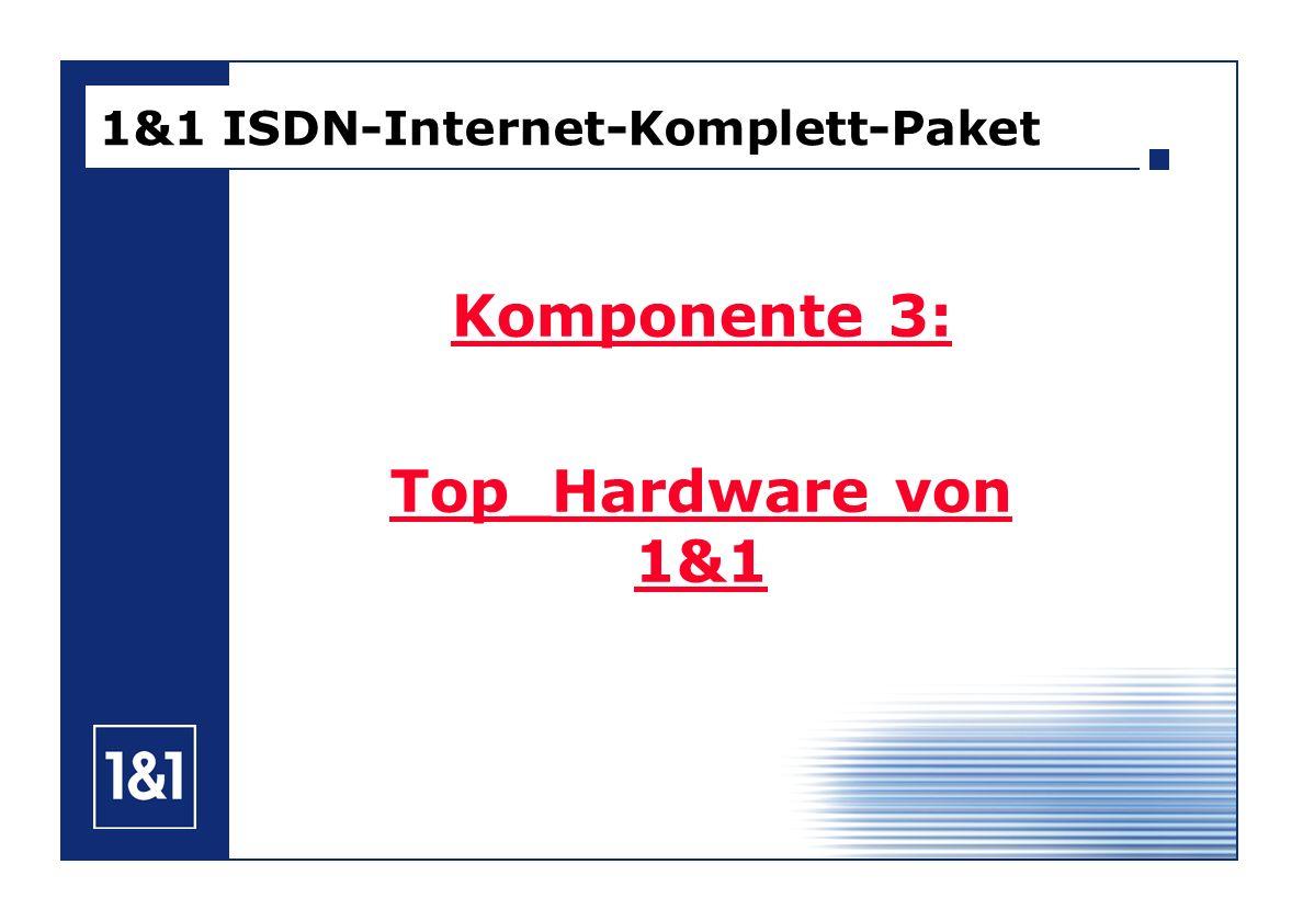 Komponente 3: Top_Hardware von 1&1