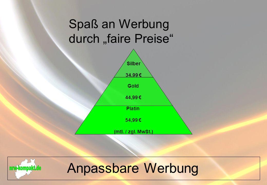 Marketing Konditionen Radio Werbung Werbeansage Sendezeit zwischen 06:00 – 18:00Uhr 11,09 pro Sek.