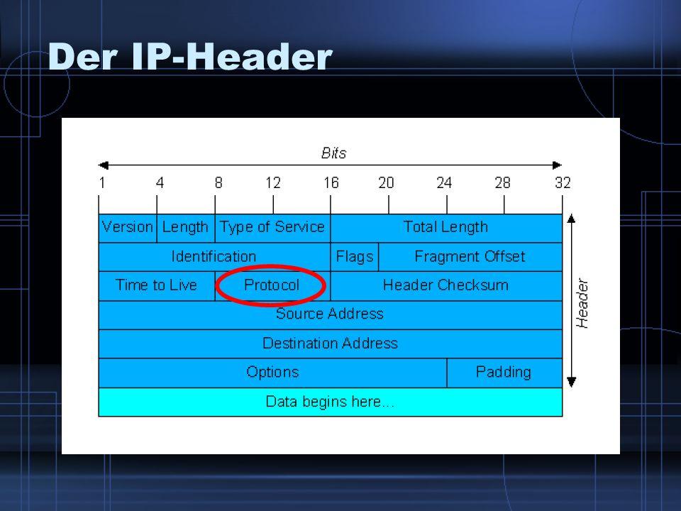 Der IP-Header