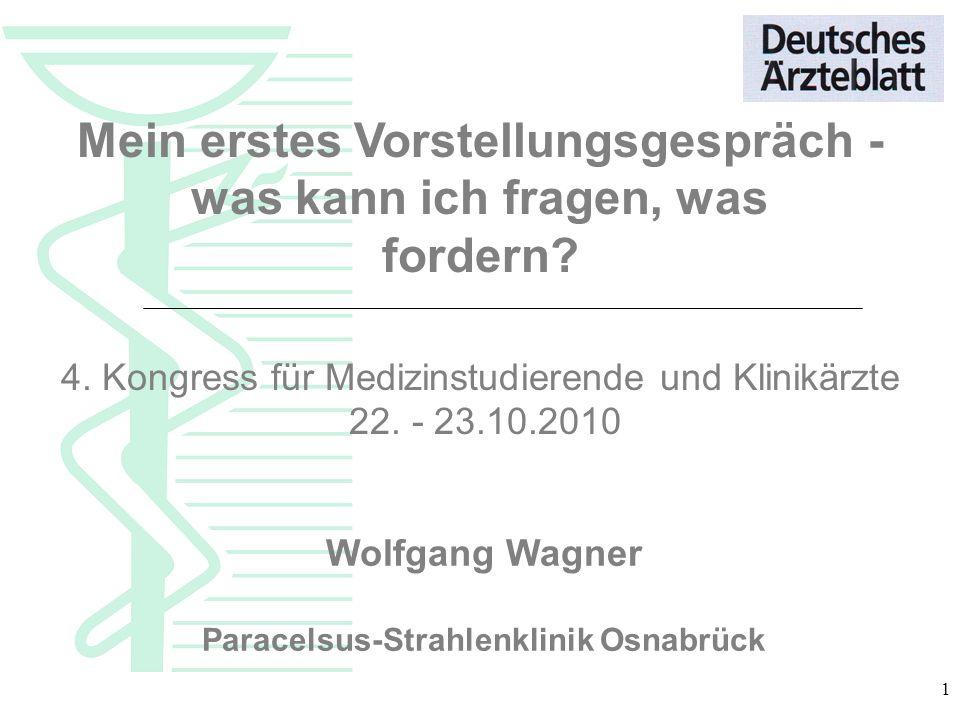 12 Vorabinformationen Internet (Qualitätskliniken.de) Marketingabteilung Personalchef Paracelsus-Klinik München