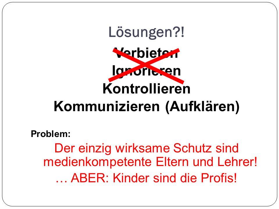 Lösungen?.