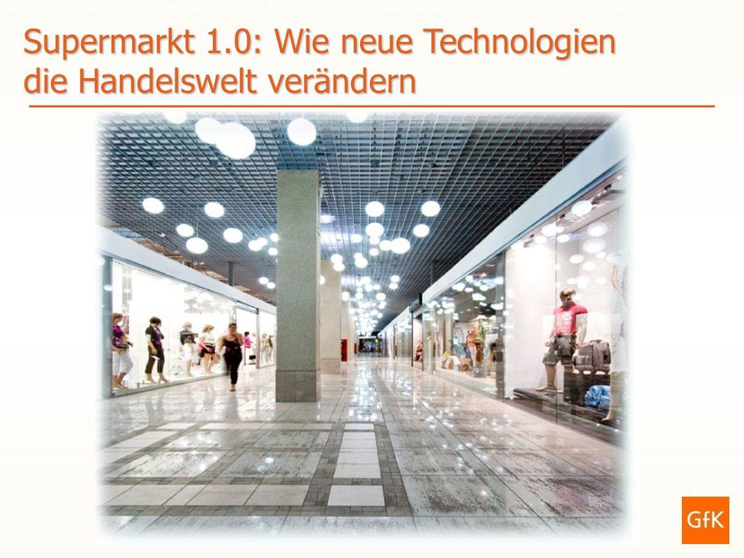 2 GfK Austria – Custom ResearchAPA-EBC-Event: Supermarkt 1.0 Mag.