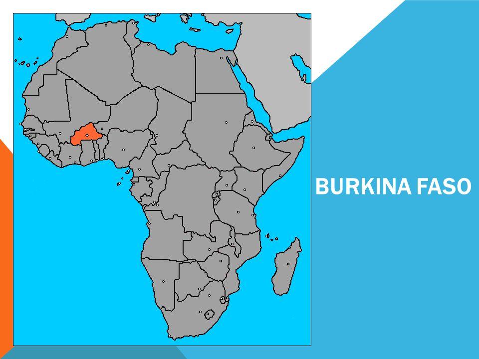 FAKTEN Hauptstadt: Ouagadougou Größe: 274.200 km² Einwohner: 16.751.455 (Juli 2011) Amtssprache: Französisch Staatsform: Republik Staatsoberhaupt: Präsident Blaise Compaoré Unabhängigkeit: 5.