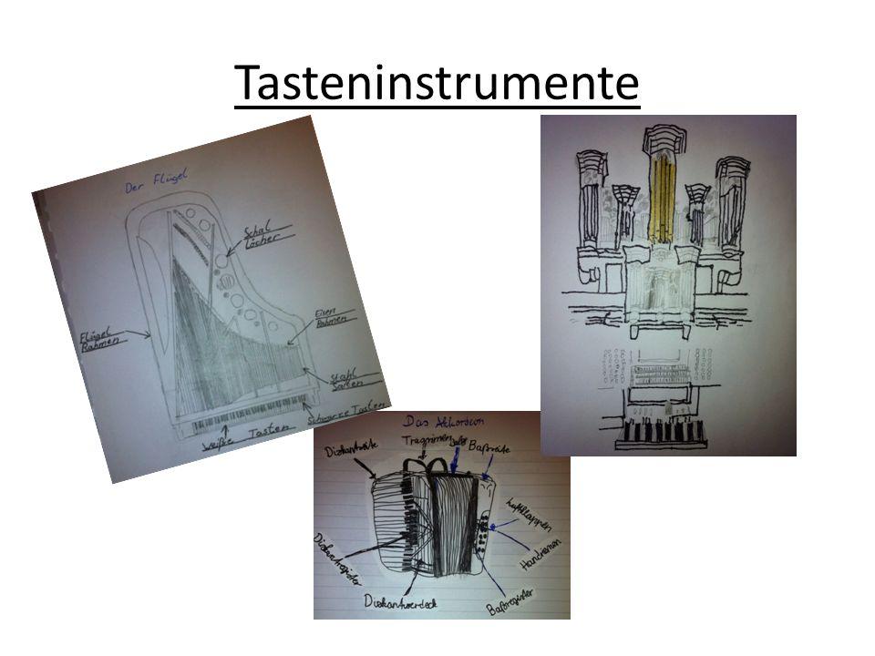 Tasteninstrumente