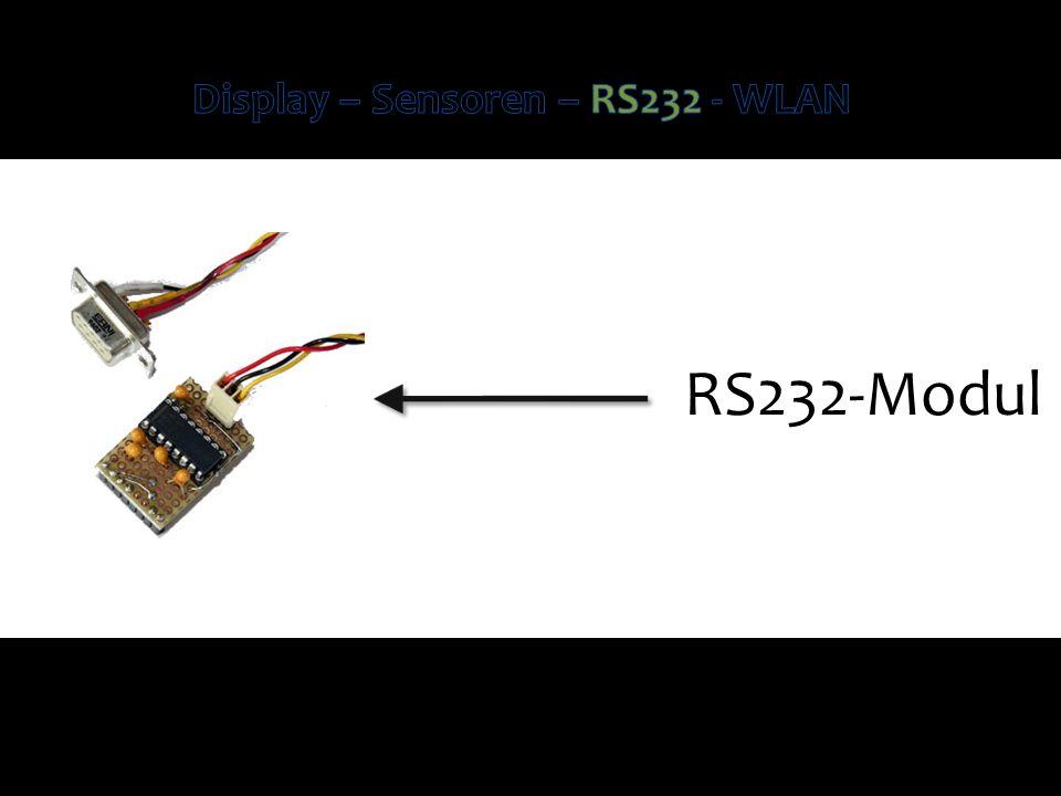 RS232-Modul