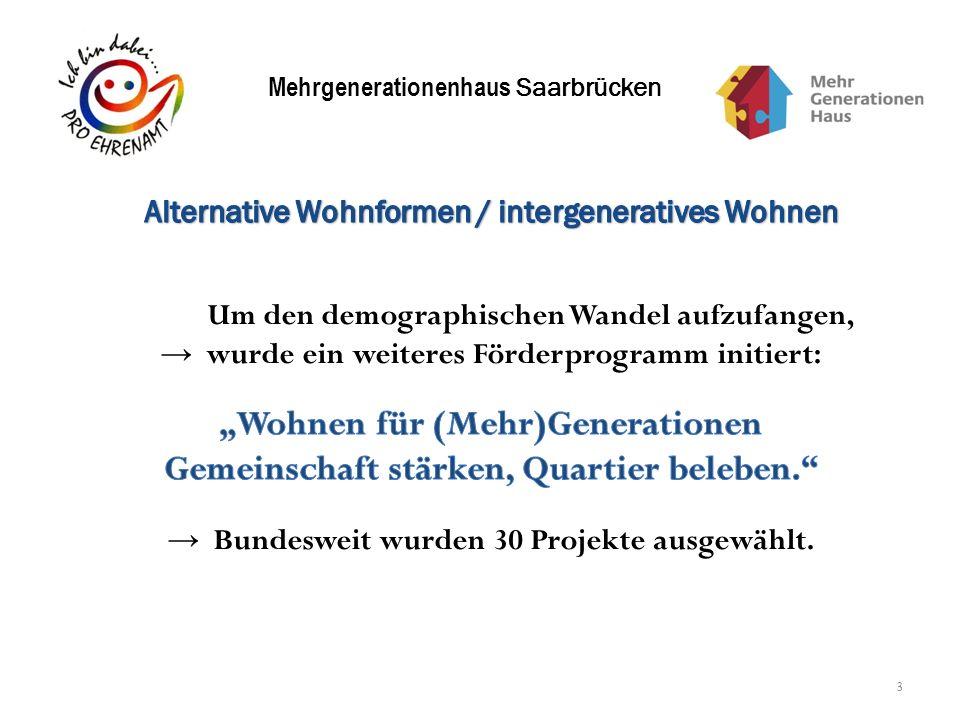 Mehrgenerationenhaus Saarbrücken 3