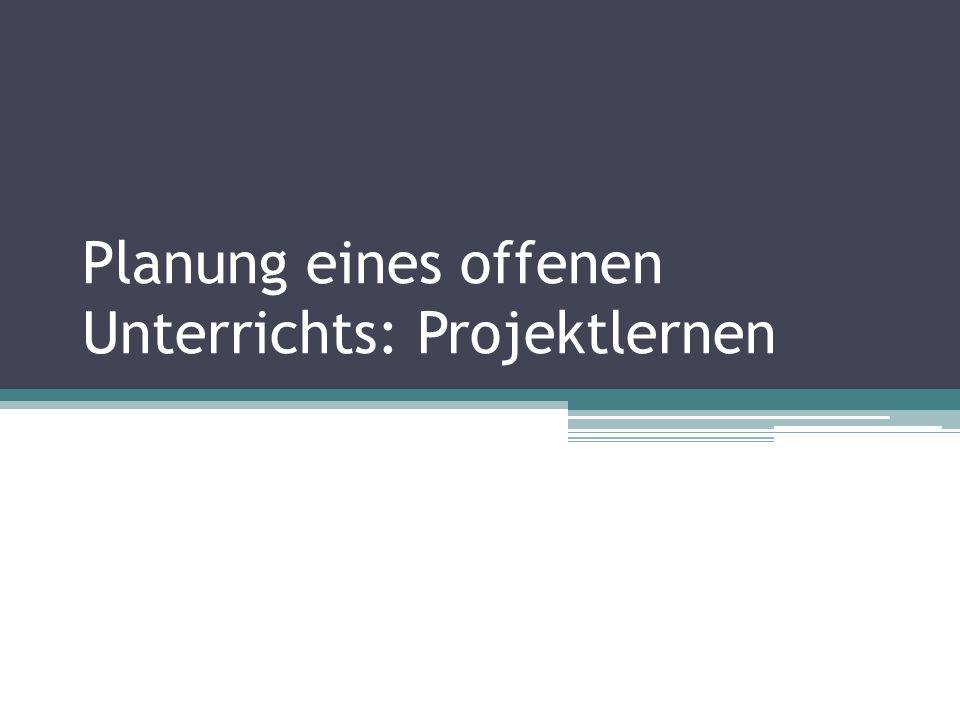 Themenbereich Pilgern Mögliche Umsetzung in der Gruppe (7.