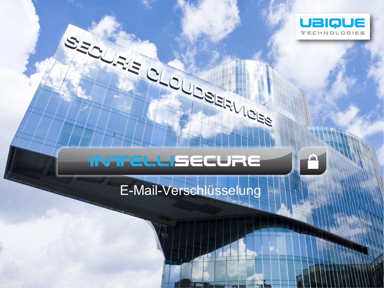 12 Technologieübersicht Secure E-Mail 2 IntelliSecure setzt auf enhanced Secure Mail Look and feel ähnlich einem Webmail Mails werden vollständig ausgeliefert Zwei-Faktor Authentifizierung (Passwort und Originalmail) Ausstellung von zuverlässiger Lesebestätigung (Stichwort: Eingeschriebenes E-Mail)