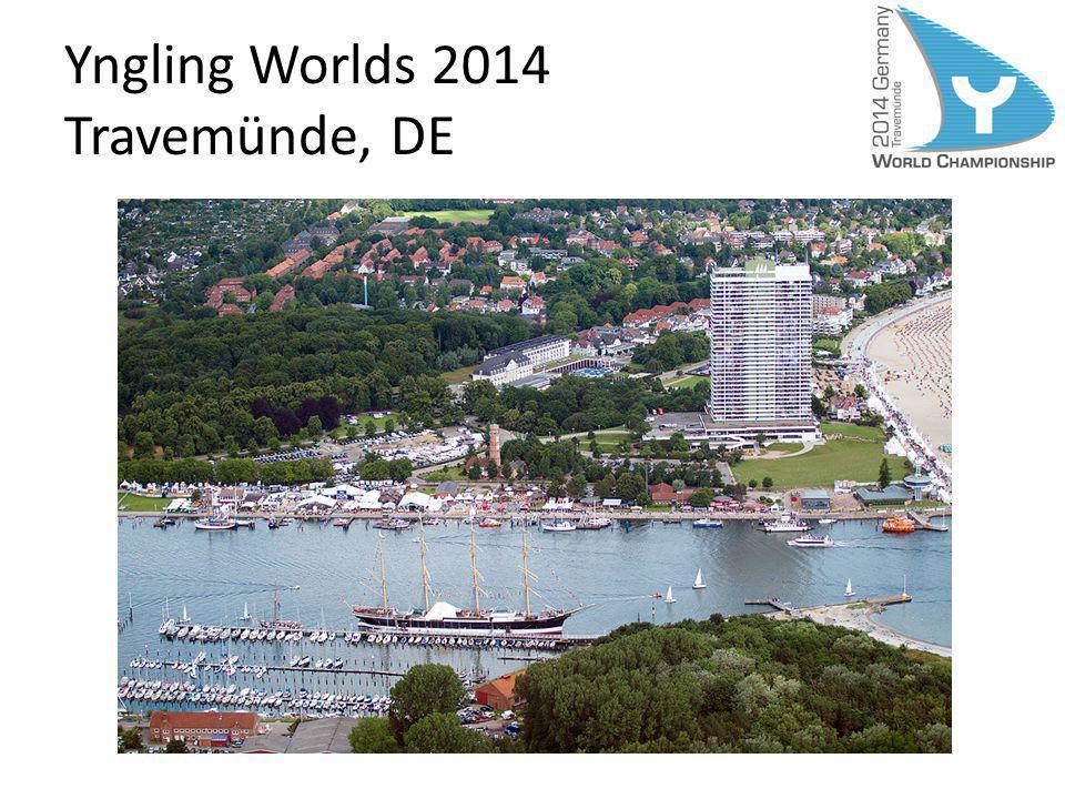 Übersicht Veranstaltungsort Priwall Travemünde Liegeplätze für Ynglinge Kran Trailer Parkplatz Vermessung Campingplatz Veranstaltungsort Yngling Veranstaltungen