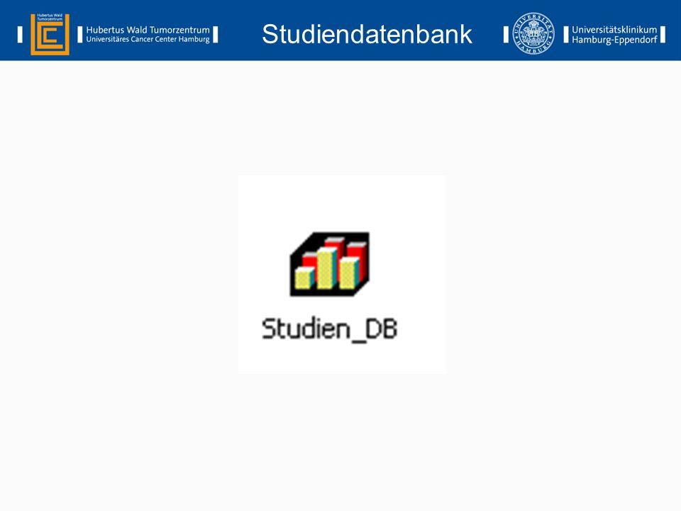Studiendatenbank