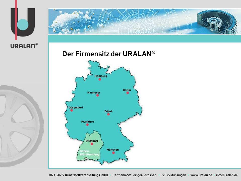 Der Firmensitz der URALAN ®