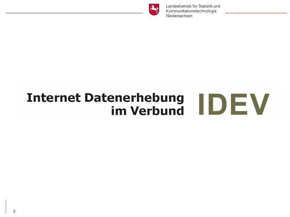 Landesbetrieb für Statistik und Kommunikationstechnologie Niedersachsen 5