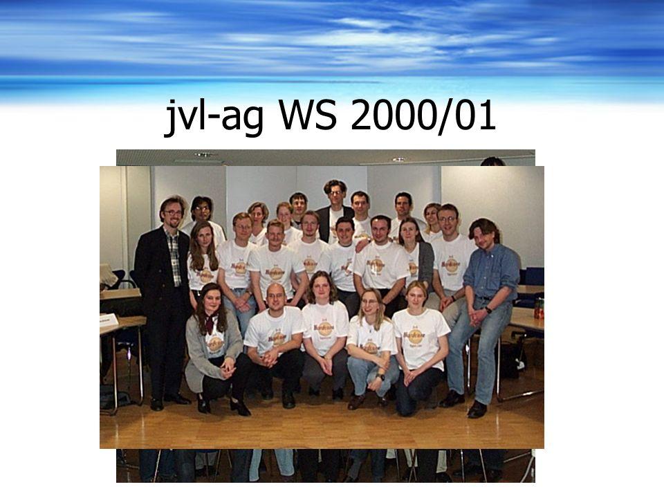jvl-ag WS 2000/01