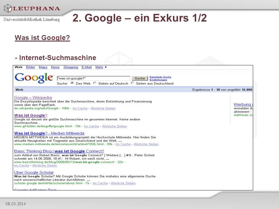 Universitätsbibliothek Lüneburg 08.03.2014 4.4 GVK+ (GVK und OLC) 2/3 Nutzung/Zugang: - Im Internet verfügbar - Website der Universitätsbibliothek - Passwortschutz - 7 Tage in der Woche 24 Stunden lang