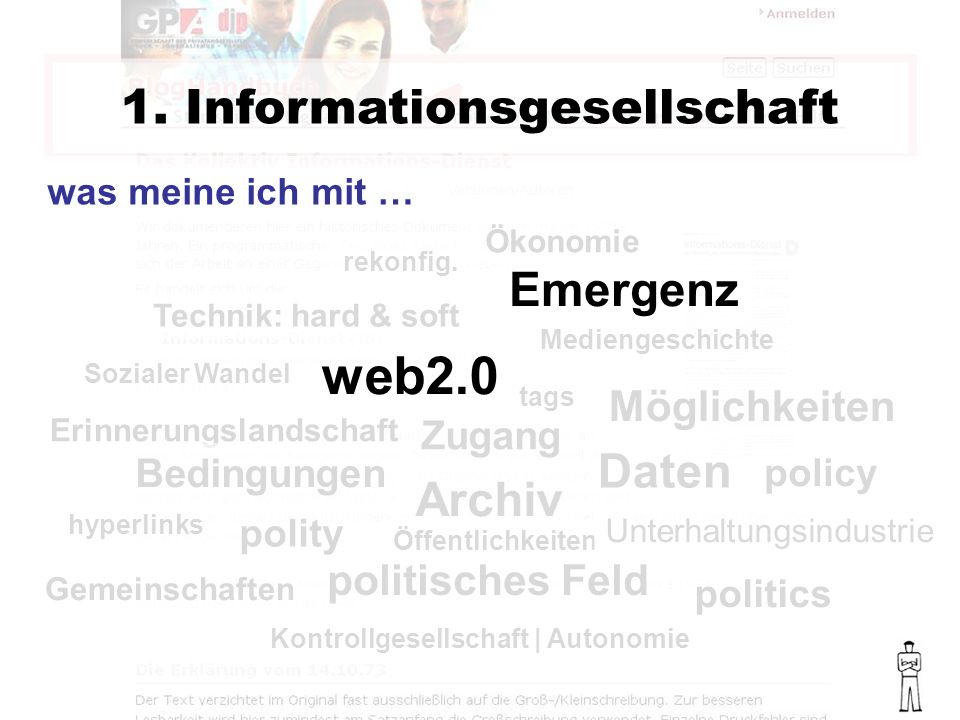 web2.0 QM history of media counter-public online reputation management blogsphere public relations communities social change Memorial Landscape archive Accessibility visibility | taboo organisational development social control | autonomy data diversity permalink Begriff aus dem Marketing …