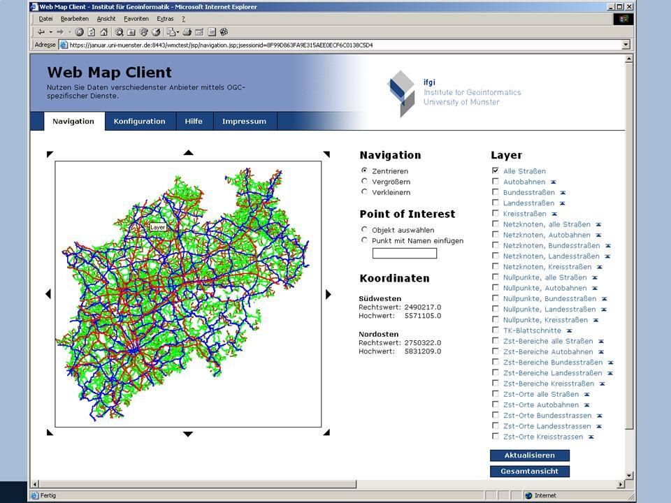 Jan DrewnakZugriffskontrolle in Geodateninfrastrukturen 20