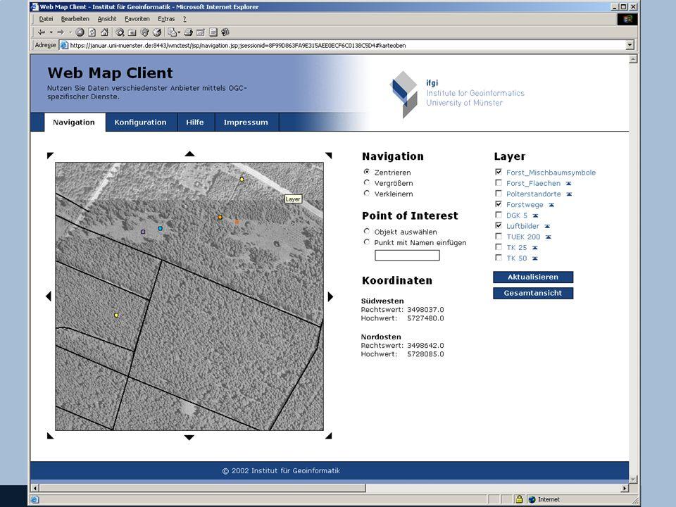 Jan DrewnakZugriffskontrolle in Geodateninfrastrukturen 27