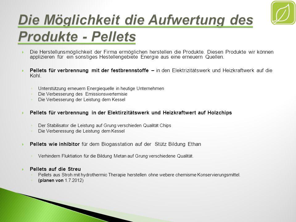 Peletts für die Energetische Nutzung Pellets für die Streu Sonnenblumen Pellets(Heizwert 17,5 GJ/tonne)