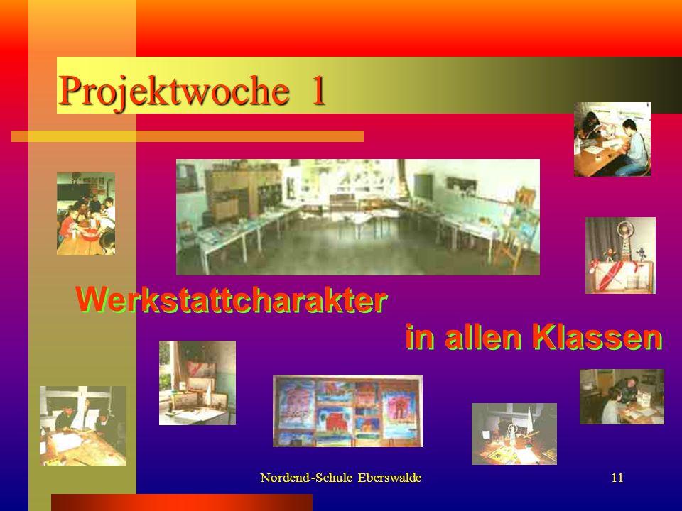 Nordend -Schule Eberswalde10 Unterricht kann mehr sein II Physik Geschichte erlebbar gestalten.