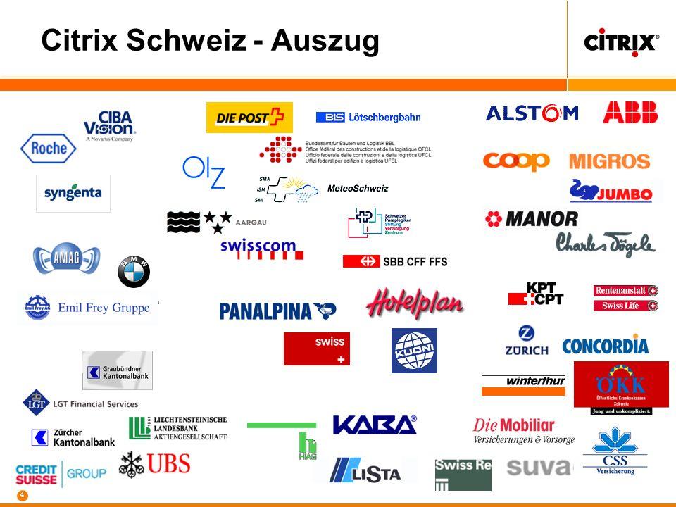 4 Citrix Schweiz - Auszug
