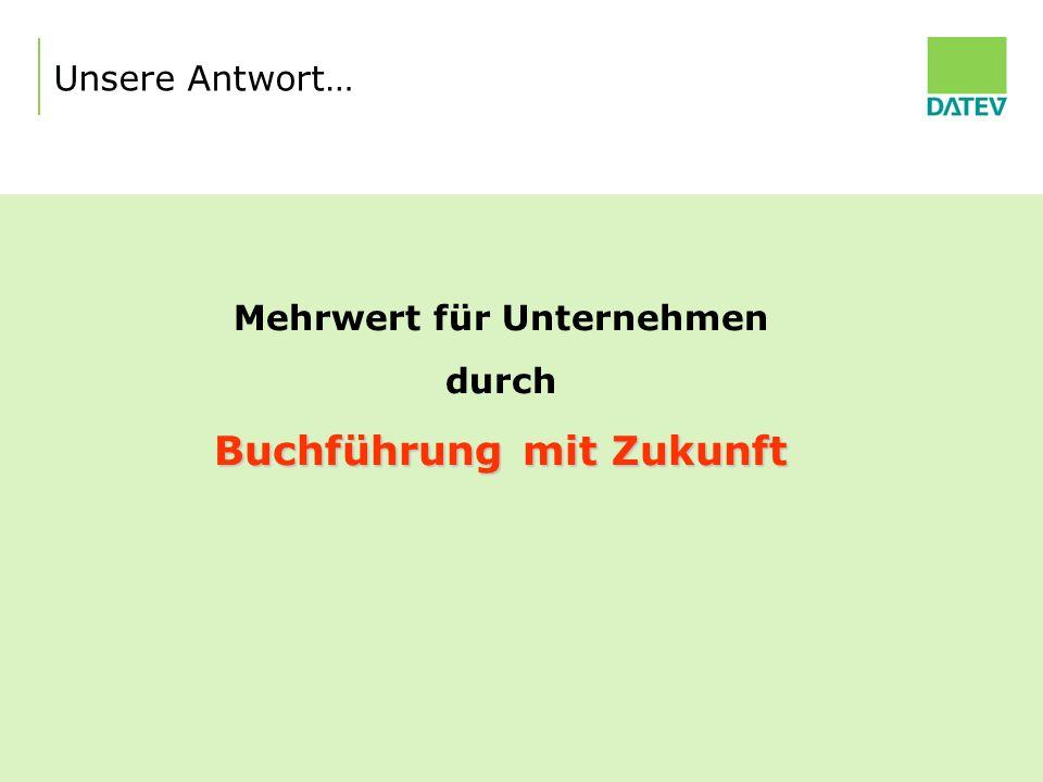 08.01.2010 30 Workflow mit DATEV-DMS Buchen eingescannter Belege Ergebnis Anzeige des Belegbildes aus den Auswertungen in - Rechnungswesen (z.